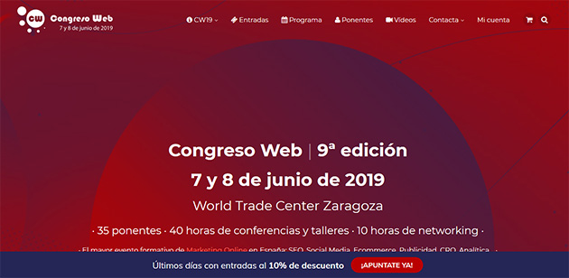 Congreso web