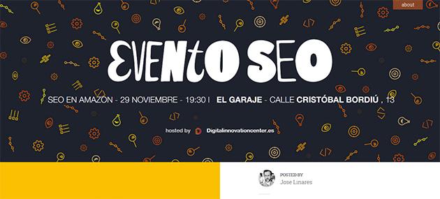 Eventos SEO en 2020 en España: Evento SEO