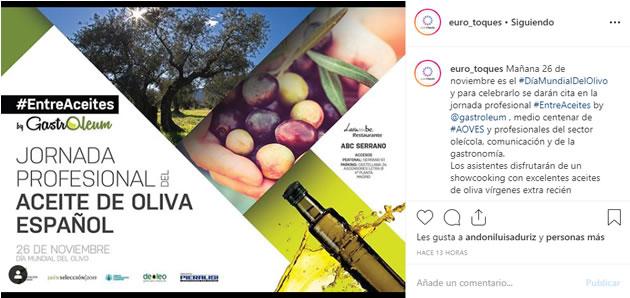 Copywriting para Instagram: Eurotoques
