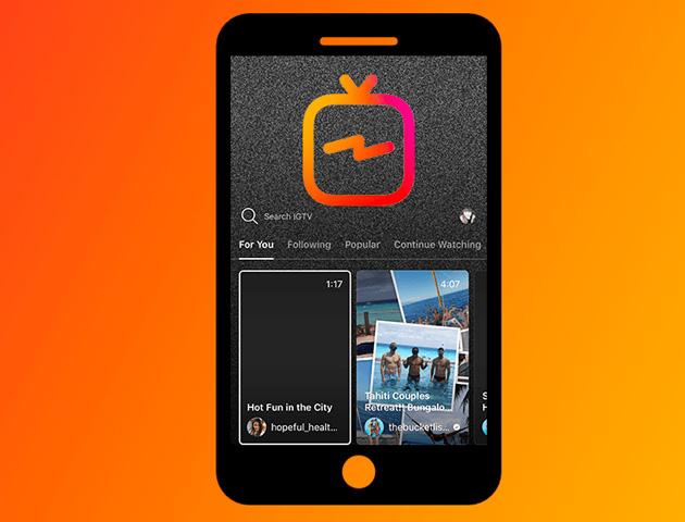 Tendencias de Instagram en 2020: IGTV