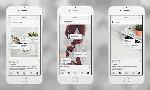 Tendencias de Instagram en 2020: Instagram shopping