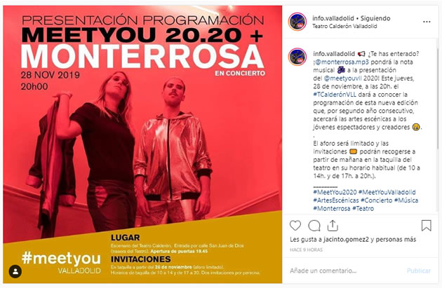 Copywriting para Instagram: Monterrosa