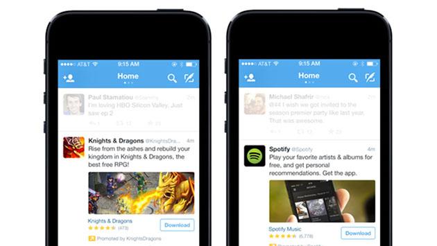 Anuncios de Twitter Ads: ejemplos