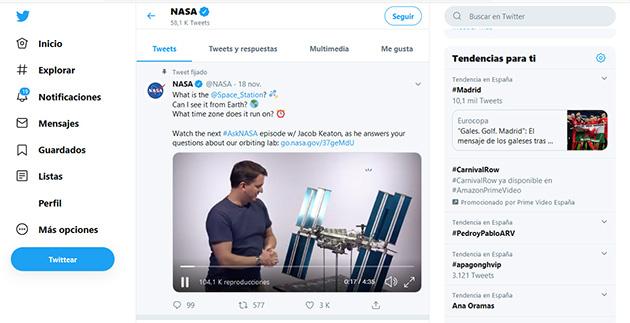 Novedades en Twitter para 2020: contenido en video