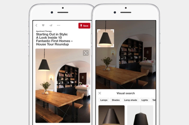 visual search revoluciona las compras online