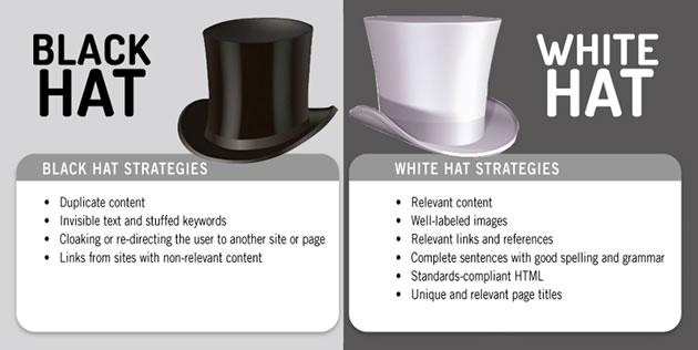 Qué es el White Hat SEO