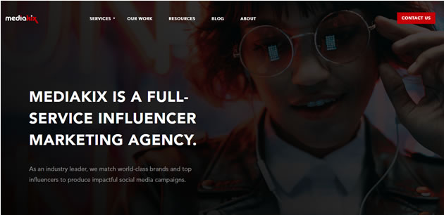 webs que ayudan a encontrar influencers: MediaKix
