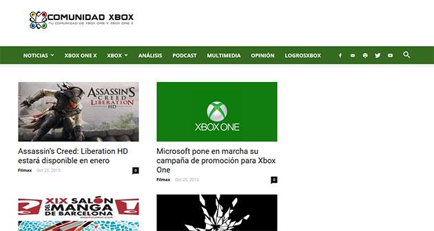 Comunidad de Xbox