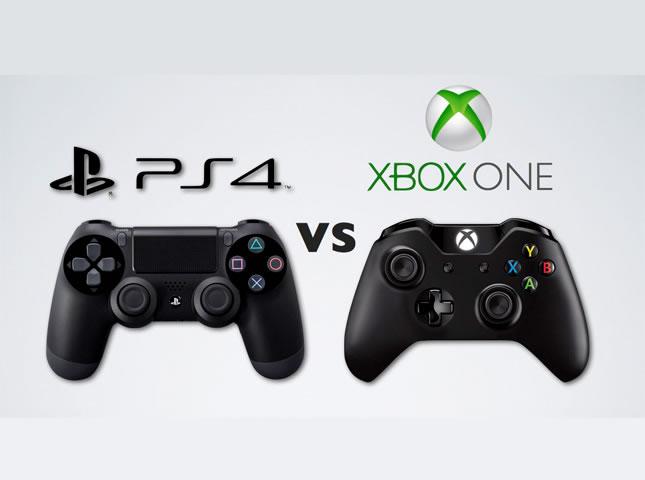 Play Station vs XBox