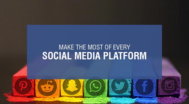 Mitos en las redes sociales: estar en todas las redes