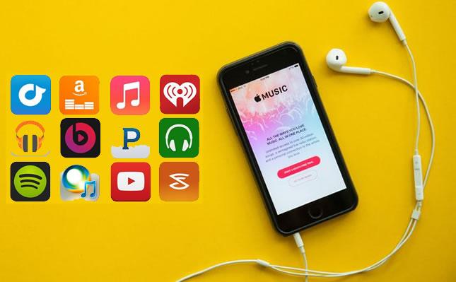 sacar partido a las plataformas de streaming de música