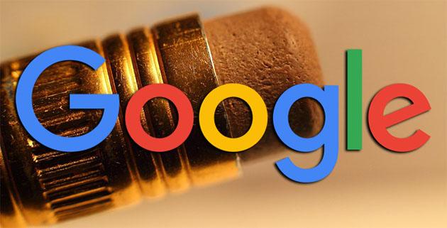 herramienta de Google para retirar contenido obsoleto