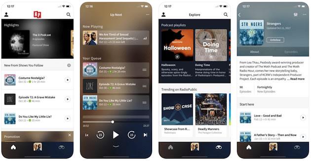 Aplicaciones para crear podcast desde el móvil