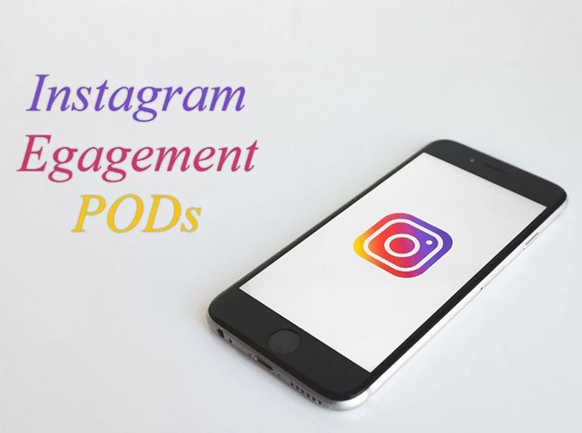 Instagram pods en tus acciones de marketing