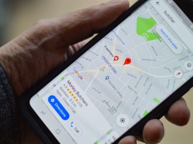 hacer negocio en Google Maps