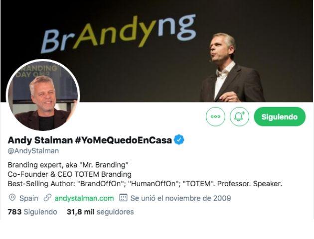 Andy Stalman