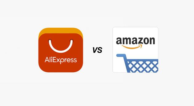 Amazon vs. Aliexpress