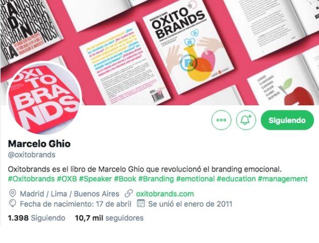 expertos en Branded Content: Marcelo Ghio