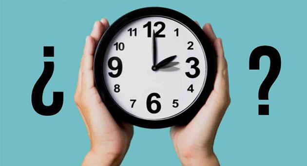 Trabajar en casa sin perder la productividad: imponer unos horarios