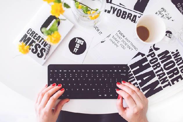 Trabajar en casa sin perder la productividad: busca inspiración