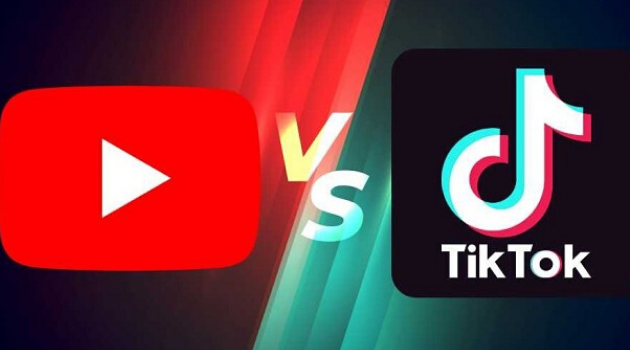 Youtube Vs. TikTok