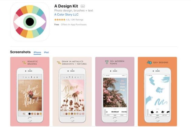 Aplicación A Desing Kit