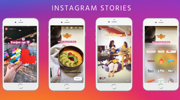 Instagram Stories para llamar a la acción