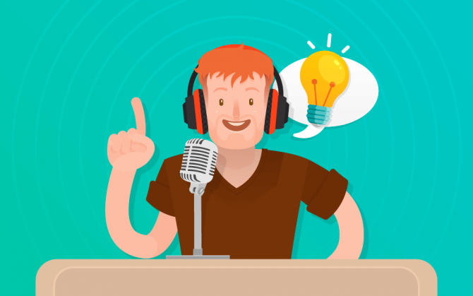 podcast personal brand