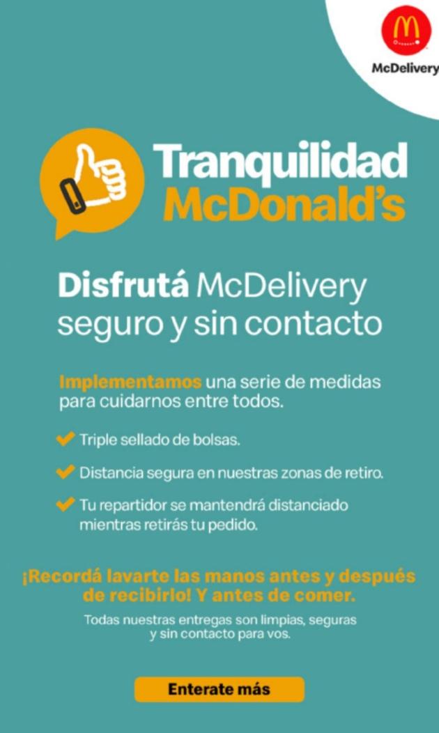 Email McDonalds