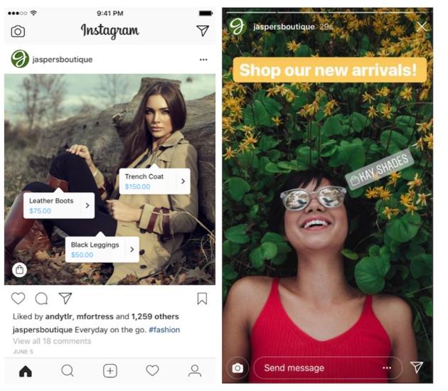 Cómo utilizar Instagram shop