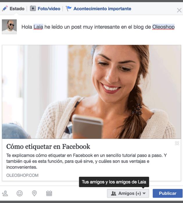Gana dinero con Facebook haciendo menciones