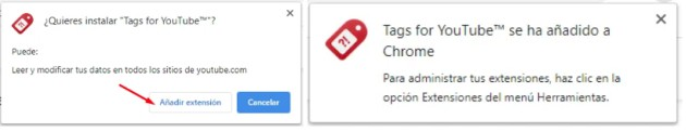 tags de youtube