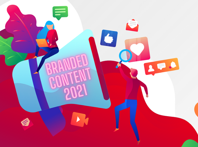 Branded Content nel 2021
