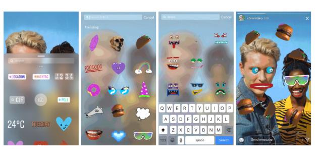Filtros personalizados para Instagram