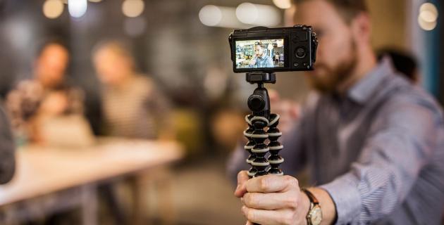 Estrategias de vídeo con influencers