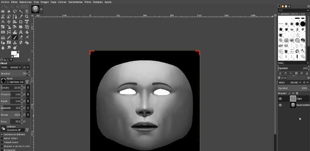 Spark AR: configurare il face tracker