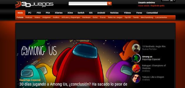 blogs de videojuegos: 3D Juegos