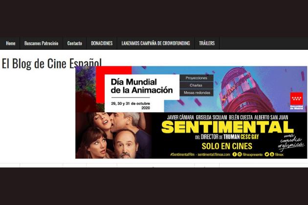 El blog del Cine Español