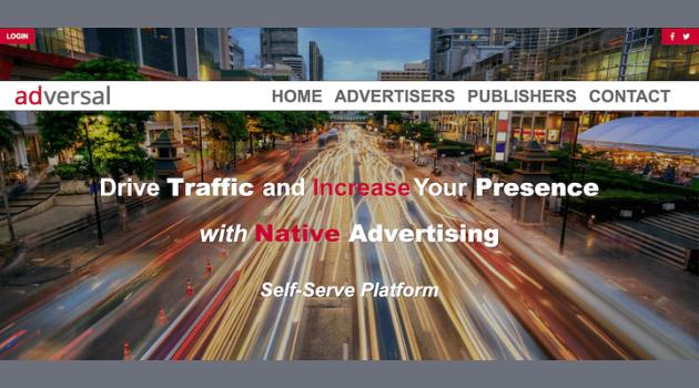 Adversal: alternativas a AdSense