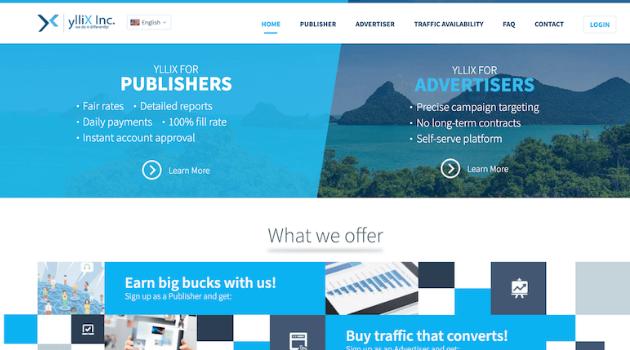 ylliX: alternativas a AdSense