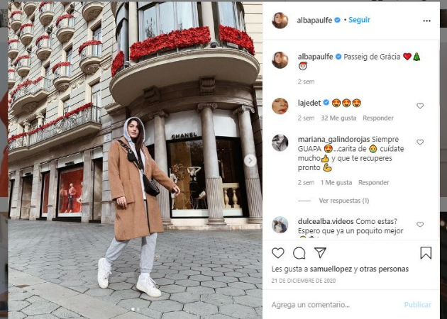 influencers lifestyle: Alba Paul