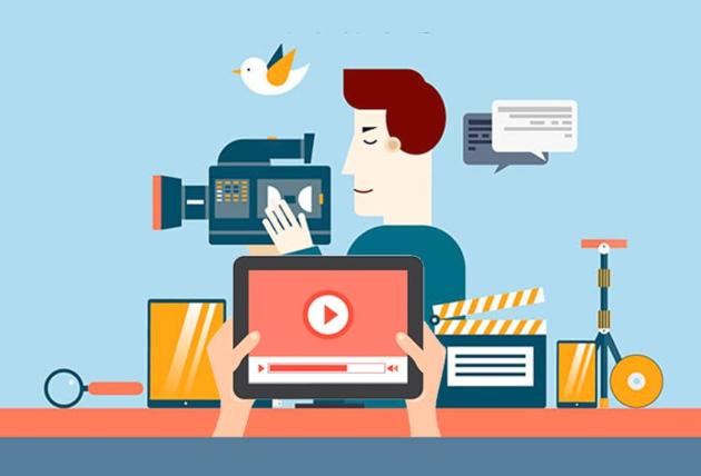 Una forma de hacer vídeos