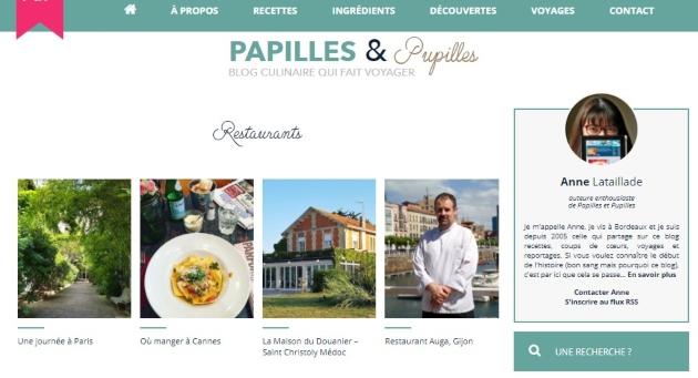 Blog sobre tu restaurante
