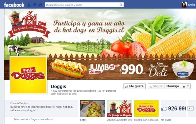 Promocionar un restaurante en redes sociales: Facebook