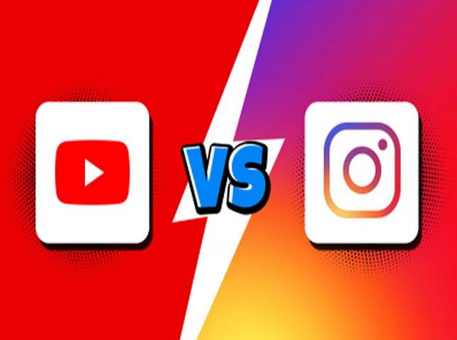 YouTube Shorts vs Instagram Reels